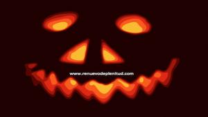 Halloween sin careta